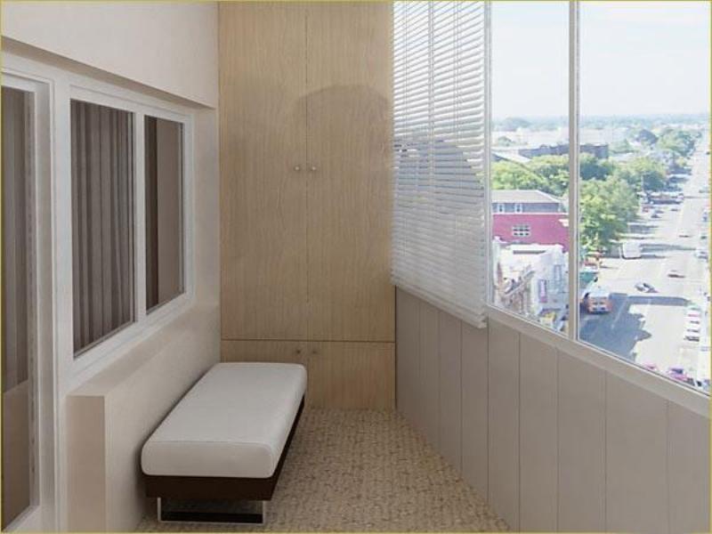 Ремонт лоджий и балконов