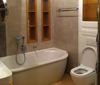 vip-ремонт ванной в Рязани